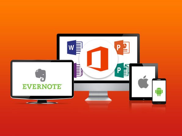 Microsoft Office 2016 Skills Package for Mac, PC, Android, iPad, 365 and Evernote - Product Image