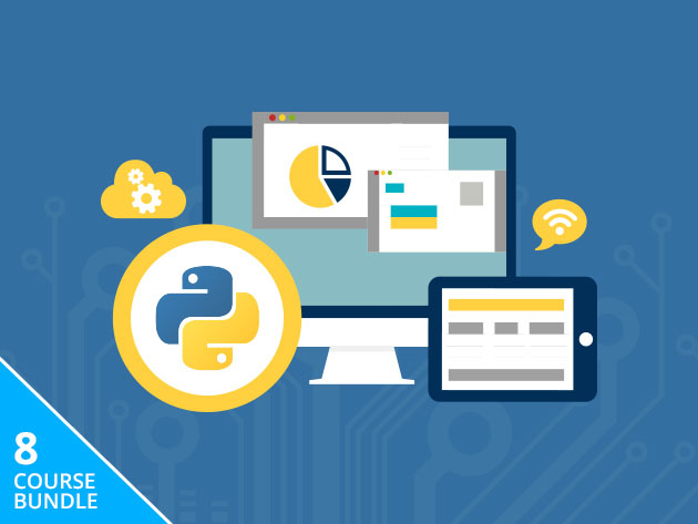 3 New, In-Depth Courses Bring This Python Bundle to 70 Resume-Enhancing Hours of Content