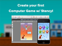 Create Your First Computer Game w/ Stencyl Course - Product Image