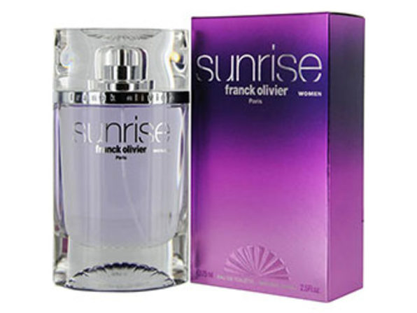 SUNRISE by EDT SPRAY 2.5 OZ (Package Of 2) - Product Image