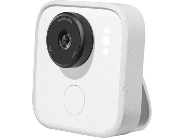 Google Clips Hands Free Smart Camera