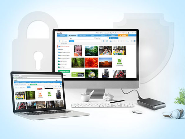 Zoolz Cloud Storage: Lifetime Subscription 3TB - Product Image