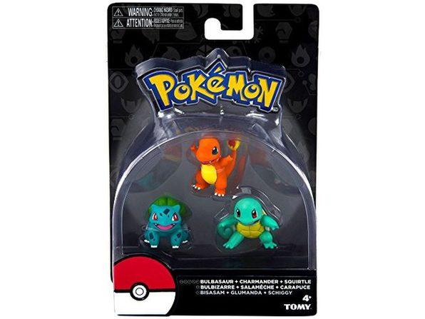 Pokemon Legacy Multi Pack - Pokemon Bulbasaur + Charmander + Squirtle (Indigo League)