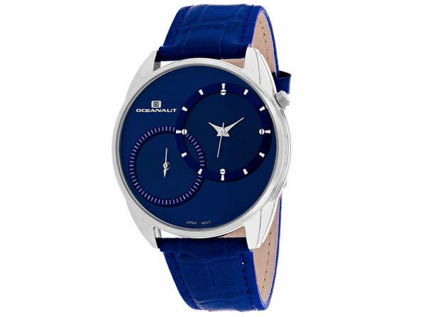 Oceanaut Men's Sentinel Blue Dial Watch - OC3354