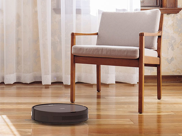 Cisno WiFi Robot Vacuum with Alexa