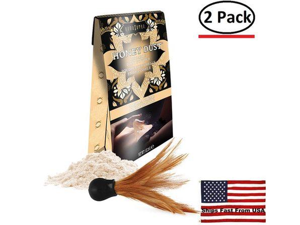 ( 2 Pack ) Honey Dust Vanilla Creme 1 Oz - Product Image