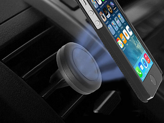 Universal magnetic car vent mount stacksocial fandeluxe Images