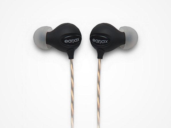ITALKonline PREMIUM BLACK 3.5 Stereo In-Ear Headphones Headset (1.2 Meters) For Apple IPad, IPhone, IPod, BlackBerry... Under $50