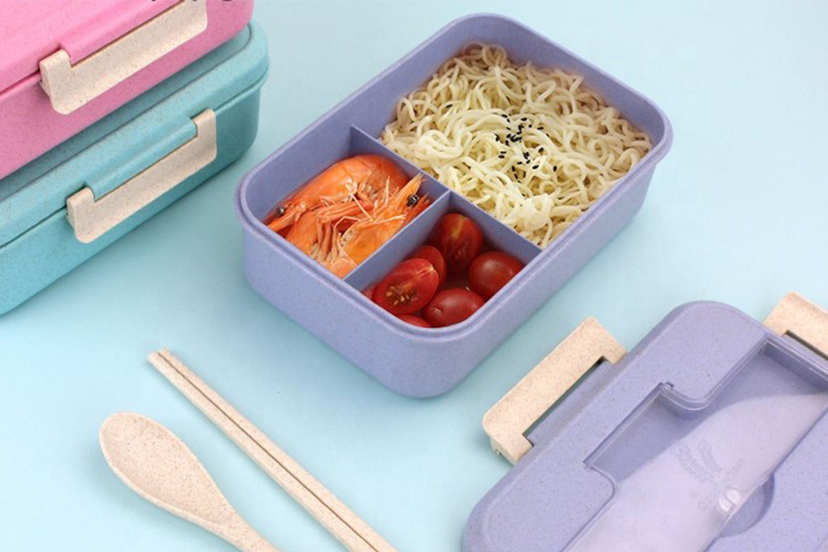 Skip the plastic waste with this must-have lunch gear