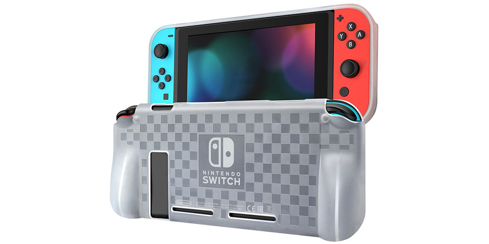 Protective TPU Case for Nintendo Switch Console
