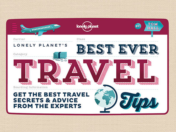 Best Ever Travel Tips - Product Image