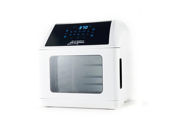 Power Air Fryer 10-in-1 Pro Elite Oven (Refurbished/White)