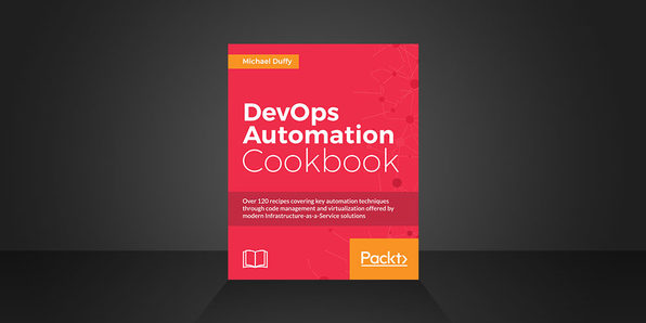 DevOps Automation Cookbook eBook - Product Image