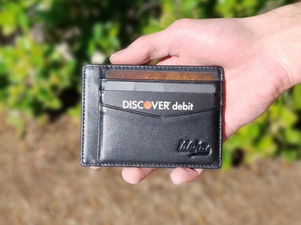 Ultra-Slim RFID-Blocking Wallets | StackSocial