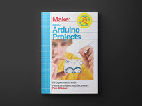 Make: Basic Arduino Projects: 1st Edition - Product Image