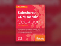Salesforce CRM Admin Cookbook. - Product Image