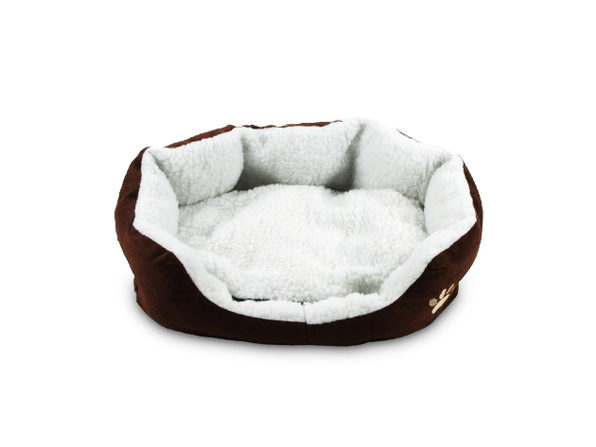 Dog Bed Brown - Product Image