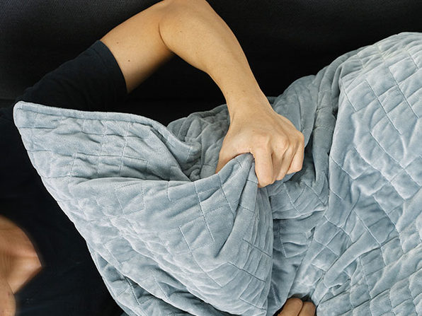 Gravis Weighted Blanket (15 lbs)