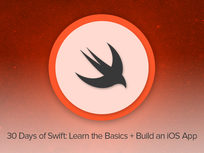 30 Days of Swift: Learn the Basics & Build an iOS App - Product Image