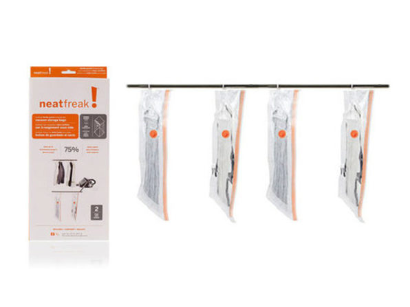 Joyus Neatfreak: 2-Piece Hanging Garment