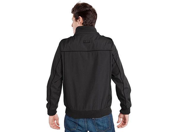 BAUBAX Men's Multi Pocket Travel Bomber Jacket X SMALL GREAT JACKET BLACK
