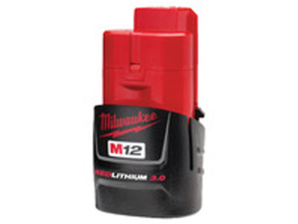 Milwaukee 48-11-2430 M12 Red Lithium Battery