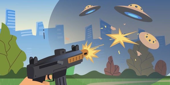 Construct a First Person Shooter - Product Image