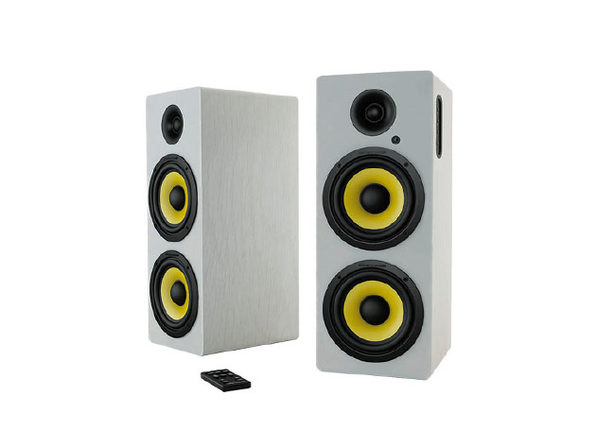 Thonet & Vander® Hoch BT™ Speakers (Manufacturer Recertified/White)