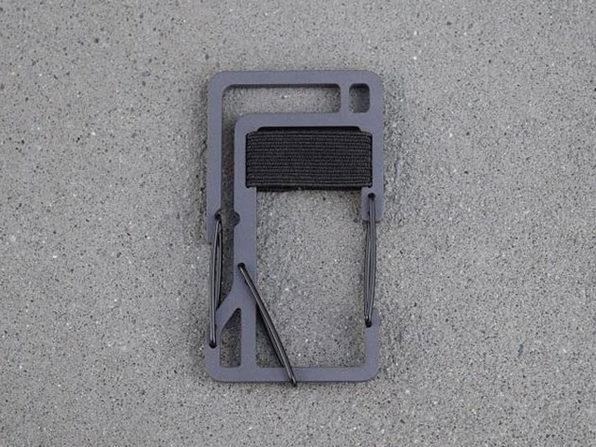Key Titan KT10 Carabiner (Orbital Grey)