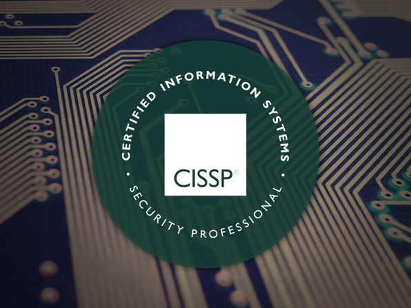 (ISC) Certified Information Systems Security Professional (CISSP) Training Course - Product Image