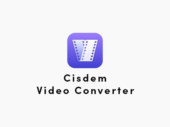 Cisdem Video Converter for Mac: Lifetime Subscription