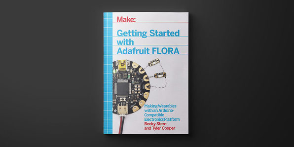 Getting Started with Adafruit FLORA - Product Image