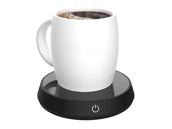 Smart Mug Warmer Black - Product Image
