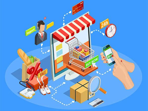 eCommerce Website: Shopify, Dropshipping, Amazon & More - Product Image