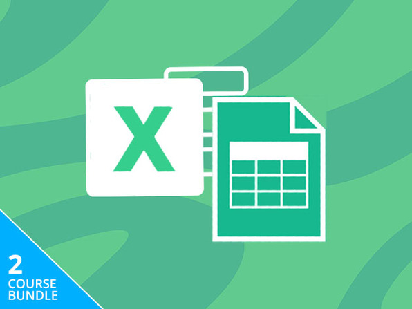 The Excel & Google Sheets Mastery Bundle: Lifetime Access