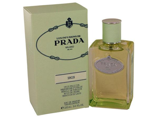 3 Pack Prada Infusion D'iris by Prada Eau De Parfum Spray 3.4 oz for Women - Product Image