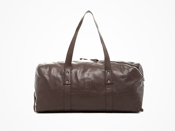 Derek Duffle Bag (Charcoal)