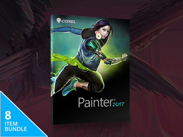 The Corel Painter 2017 Bundle