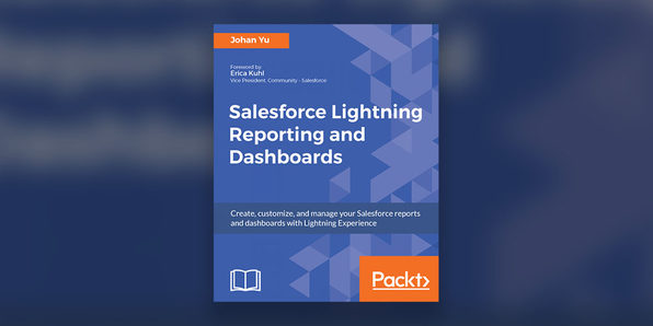 Salesforce Lightning Reporting & Dashboards - Product Image