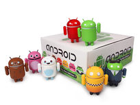 Big Box Edition Android Collectibles - Product Image