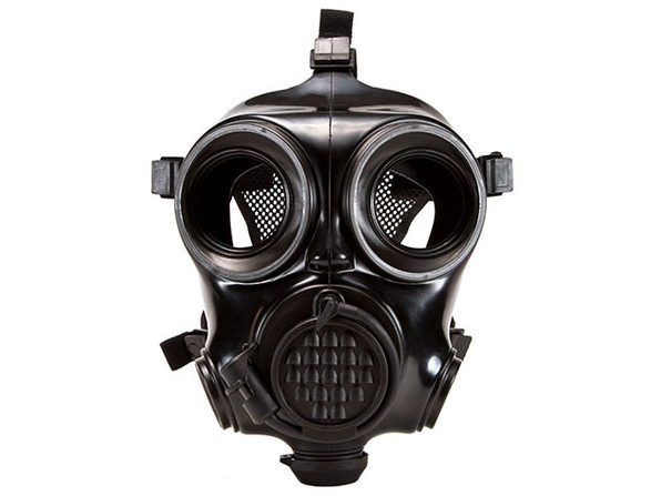 CM-7M Military Gas Mask with CBRN Protection (Large)