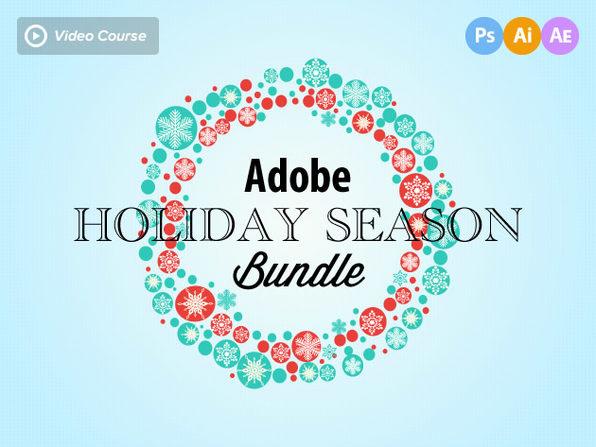 Adobe Holiday Season Bundle - Product Image