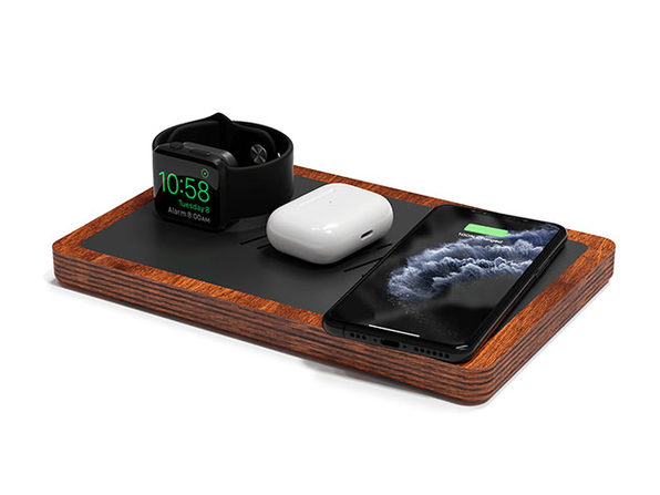 TRIO Wireless Charging Station