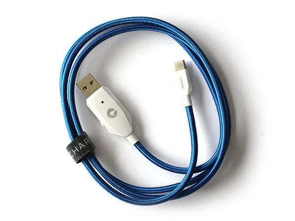 Charby Sense (USB-C/Blue)