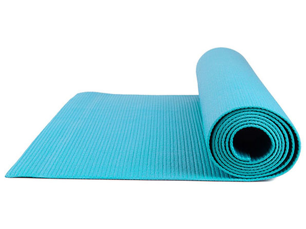 "Ultra Thin Non-Slip 68"" Yoga Mat (Teal/6mm)"