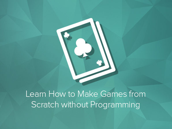 Learn How to Make Games from Scratch without Programming - Product Image