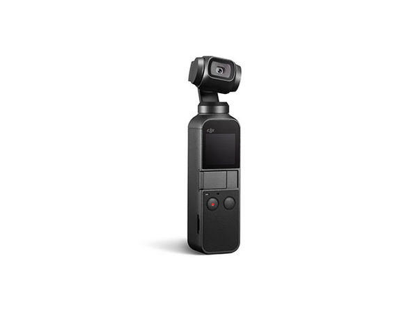 DJI Osmo Pocket Handheld 3-Axis Gimbal with 4K Camera