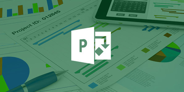 Microsoft Project 2016 For Beginners - Product Image