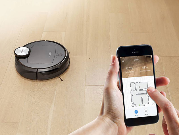 Save An Extra 15% On This Robot Vacuum That Empties Its Own Basket 3