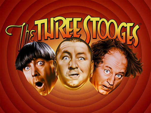 The Three Stooges Bundle - Product Image